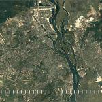 (Русский) Гугл показал со спутника, как развивался Киев последние 30 лет (ВИДЕО)